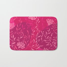 Chill Out Pink Bath Mat