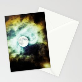 The Darkness Comes Stationery Cards
