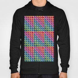 Smaller geometricolours Hoody