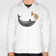 Whale Song - colour option Hoody