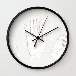 The Holy Trinity  Wall Clock