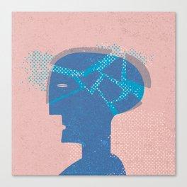 blasthead Canvas Print