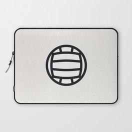 Volleyball - Balls Serie Laptop Sleeve