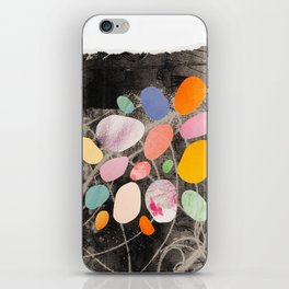 pebbles iPhone Skin