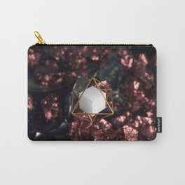 Hexahedron Carry-All Pouch