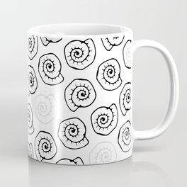 Seashells - pop parttern Coffee Mug