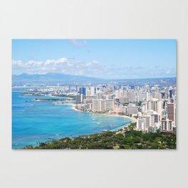 Beachfront Dreams Canvas Print