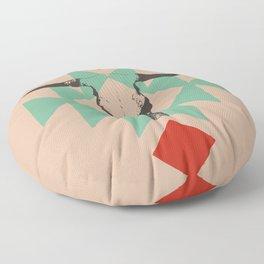 Floor Pillows by Little Dean | Society6