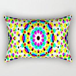 Colorful Dot Fantasy Rectangular Pillow