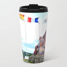 Shediac Lobster Travel Mug