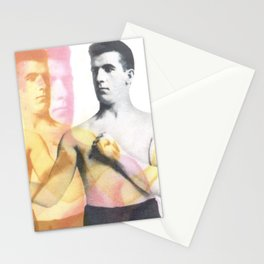 Boxer A Stationery Cards