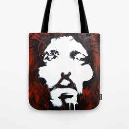 Prince of Peace Jesus Christ Painting Tote Bag