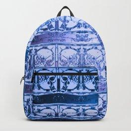Ice Sword Skulls Backpack