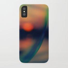 Sunset VII iPhone Case