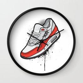 Air Max One Wall Clock