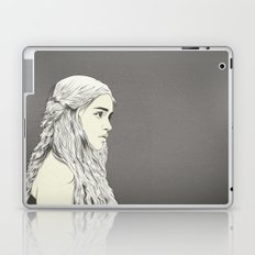 D T Laptop & iPad Skin