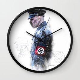 Nazi Zombie Wall Clock