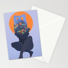 Anhedonia Stationery Cards