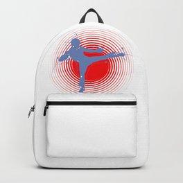 Kick-Boxing Backpack