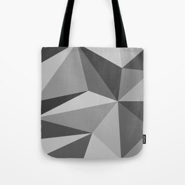 Different shades of Grey Tote Bag