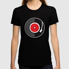 Groovy Record T-shirt
