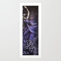 Flamenco III Art Print