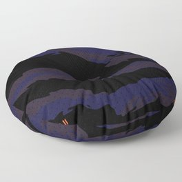 Dot Tiger Camouflage Floor Pillow