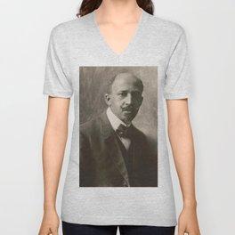 W. E. B. Du Bois, 1919 Unisex V-Neck