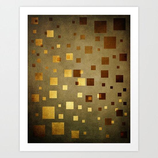 Textures 1 Art Print