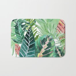Havana jungle Bath Mat
