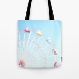 Fryeburg Fair Ferris Wheel Tote Bag