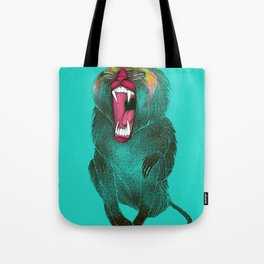 The Ultimate Baboon Tote Bag