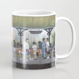 Morning Commute Coffee Mug