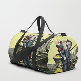 I Will Never Forget You! Duffle Bag