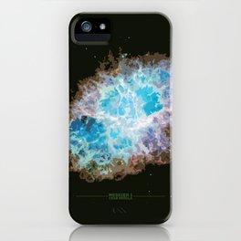 Center Star iPhone Case