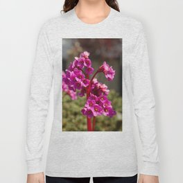 Pink Love Long Sleeve T-shirt