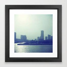 Yokohama Framed Art Print