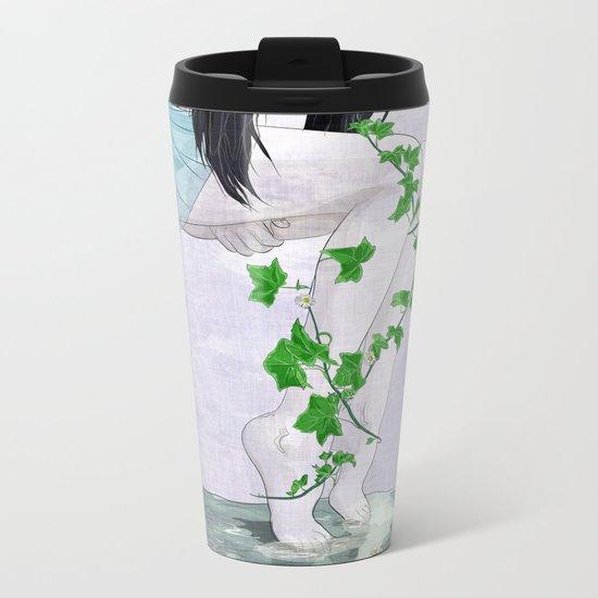Ivy Metal Travel Mug