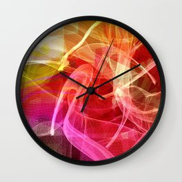 Cyber Attack Wall Clock