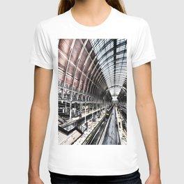 Paddington Station Art T-shirt