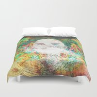 serenity Duvet Covers featuring Serenity by J.Lauren