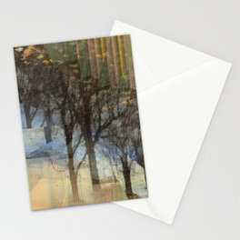 Floating Upside Down Stationery Cards