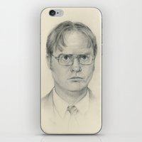battlestar iPhone & iPod Skins featuring Bears. Beets. Battlestar Galactica. by Jacob Tyler