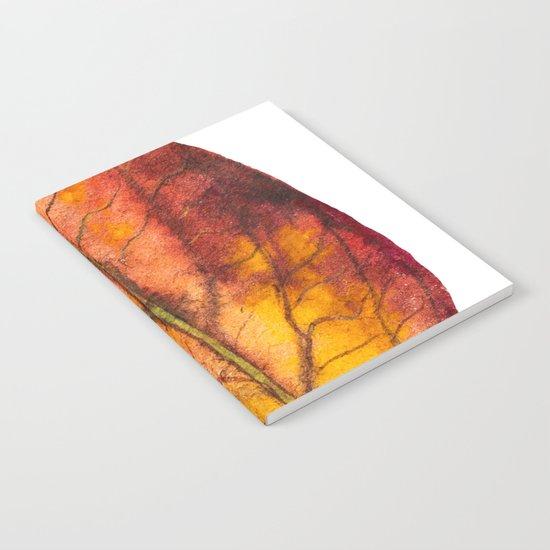 Autumn Leaf 03 Notebook