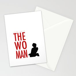Irene Adler, The Woman - Sherlock Holmes Stationery Cards
