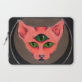 Three Eyed Sphinx Laptop Sleeve