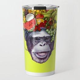Carmem monkey Travel Mug