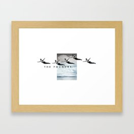 mushc Framed Art Print