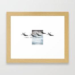 mushc Framed Art Print