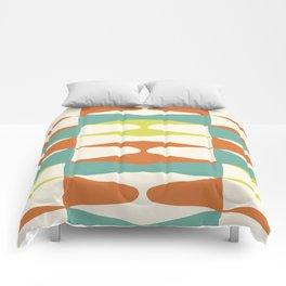 Zaha Lime Comforters